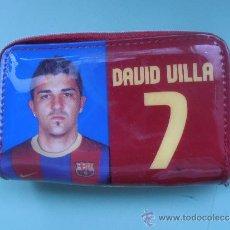 Coleccionismo deportivo: LLAVERO NONEDERO DE DAVID VILLA NUEVO. Lote 38028045