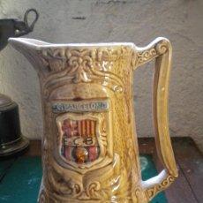 Coleccionismo deportivo: JARRA DEL FUTBOL CLUB BARCELONA 1970'S.. Lote 38445440