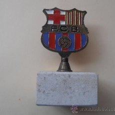 Coleccionismo deportivo: BONITA PEANA DEL F.C.BARCELONA. Lote 38510173
