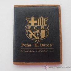 Coleccionismo deportivo: CARTERA DE CABALLERO DEL F.C.BARCELONA . Lote 38540669