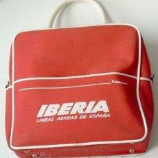Coleccionismo deportivo: ANTIGUA BOLSA DE DEPORTE DE IBERIA, LINEA AÉREA. Lote 38951406