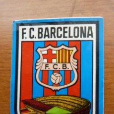 Coleccionismo deportivo: PEGATINA BARCELONA FC. Lote 40427870