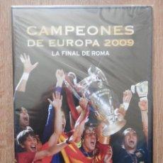 Colecionismo desportivo: CAMPEONES DE EUROPA 2009. LA FINAL DE ROMA - DIVERSOS AUTORES. Lote 39657849