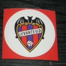 Coleccionismo deportivo: -PEGATINA CIRCULAR ESCUDO DE FUTBOL : LEVANTE. Lote 40766548