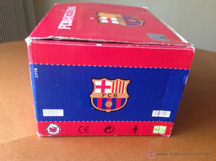 Coleccionismo deportivo: RADIO FM/AM DEL FC BARCELONA FUNCIONANDO VINTAGE - Foto 8 - 40848897