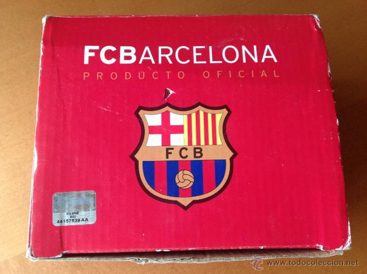 Coleccionismo deportivo: RADIO FM/AM DEL FC BARCELONA FUNCIONANDO VINTAGE - Foto 9 - 40848897