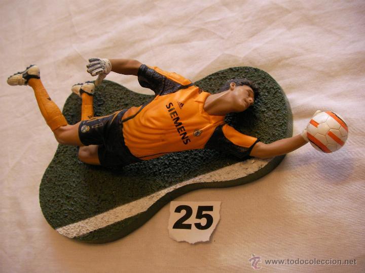 FIGURA IKER CASILLAS (Coleccionismo Deportivo - Merchandising y Mascotas - Futbol)