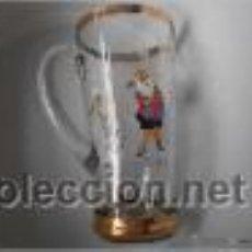 Coleccionismo deportivo: LOTE 39823605: ANTIGUA JARRA DE AGUA DEL F.C.BARCELONA 22CTROS. DE ALTA AUN LLEVA LA ETIQUETA DEL C. Lote 40947178