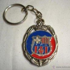 Coleccionismo deportivo: LLAVERO ESCUDO FC BARCELONA. Lote 41174307
