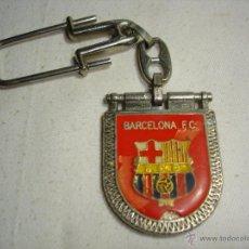 Coleccionismo deportivo: LLAVERO BARCELONA FC - REVERSO CAMP NOU. Lote 41182245