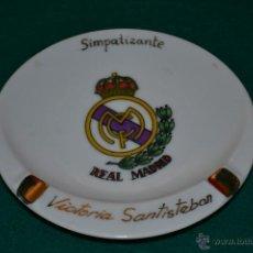 Coleccionismo deportivo: REAL MADRID CENICERO. Lote 41350916