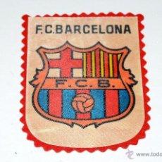 Coleccionismo deportivo: PARCHE DE TELA F.C.BARCELONA. Lote 41776886