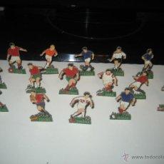 Coleccionismo deportivo: COLECCION 16 FIGURAS SELECCIONES FUTBOL EUROCOPA INGLATERRA 96 ENVIO 2€. Lote 42139268