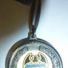 Coleccionismo deportivo: LLAVERO FUTBOL CLUB VALÉNCIA . ESCUDO . Lote 42160344