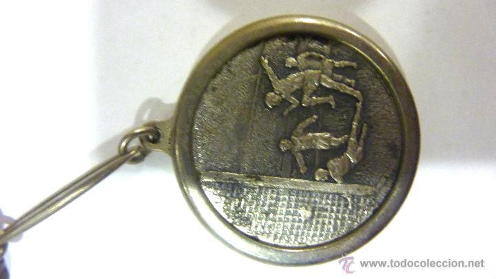 Coleccionismo deportivo: Llavero Futbol club Valéncia . Escudo - Foto 2 - 42160344
