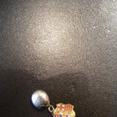 Coleccionismo deportivo: GEMELO DEL FUTBOL CLUB BARCELONA 1930'S ESMALTADO.. Lote 42381824