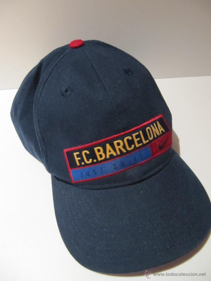 gorra futbol club f.c. barcelona barça nike - Comprar Merchandising ... 32d161e7b26