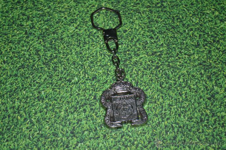 LLAVERO REAL COMITE ORGANIZADOR COPA MUNDIAL DE FUTBOL ESPAÑA 1982 (Coleccionismo Deportivo - Merchandising y Mascotas - Futbol)