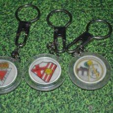 Coleccionismo deportivo: LLAVEROS DE FUTBOL. Lote 44027812
