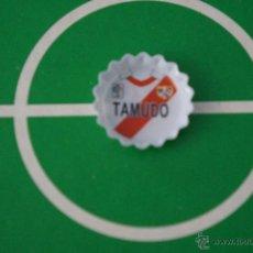 Coleccionismo deportivo: GREFUCHAPA DE FUTBOL:TAMUDO DEL RAYO VALLECANO,DE GREFUSA. Lote 186687507