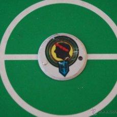 Coleccionismo deportivo: CHAPITA DE FUTBOL DE METAL ESCUDO DEL HERCULES C.F.. Lote 146768932