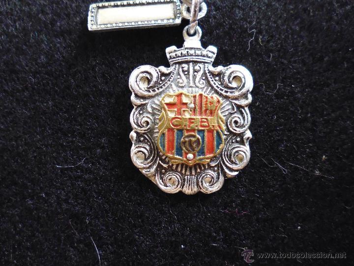Coleccionismo deportivo  antiguo llavero del futbol club fc barcelona f.c  barça cf muy raro y 5bae48b2ff8