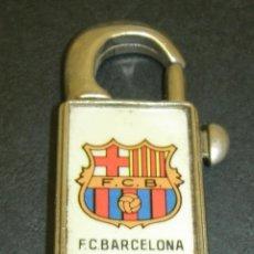 Collectionnisme sportif: LLAVERO F.C. BARCELONA BARÇA - FUTBOL. Lote 44691995