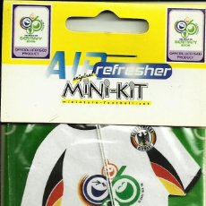 Coleccionismo deportivo: AMBIENTADOR MUNDIAL DE FUTBOL ALEMANIA 2006-SELECCION ALEMANA. Lote 44852089