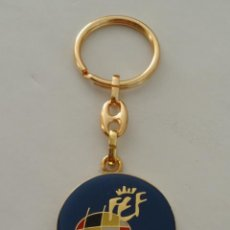Coleccionismo deportivo: LLAVERO RFEF - ORIGINAL 2009. Lote 45116679