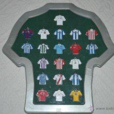 Coleccionismo deportivo: COLECCIÓN LLAVEROS LFP DIARIO MARCA. Lote 45240599