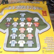 Coleccionismo deportivo: COLECCION LLAVEROS MARCA TEMPORADA 2002-03. Lote 45265865
