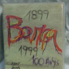 Coleccionismo deportivo: BARÇA - 100 ANYS -VIDEO OFICIAL CENTENARI - VHS - 1999. Lote 45797079