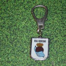 Coleccionismo deportivo: LLAVERO REAL SOCIEDAD. Lote 46368820