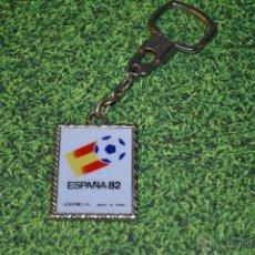 Coleccionismo deportivo: LLAVERO ESPAÑA 82 . Lote 46380641