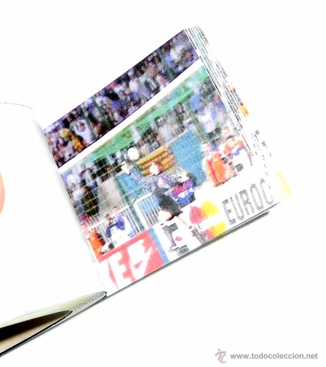 Coleccionismo deportivo: CINE de MANO.FUTBOL EL GOL DE NAYIM. REAL ZARAGOZA 75 ANIVERSARIO. RECOPA EUROPA PARIS 1995 - Foto 4 - 46581243