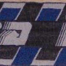 Coleccionismo deportivo: BUFANDA DEL INTER DE MILAN. Lote 46705687