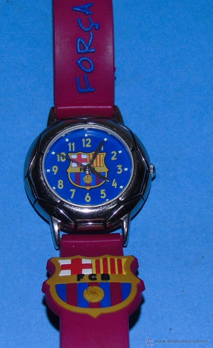 1200d2595b218 Reloj de pulsera para niño del fc barcelona. fu - Vendido en Venta ...
