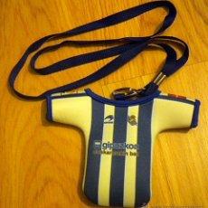Coleccionismo deportivo: CUELGA MOVIL REAL SOCIEDAD REALA FUTBOL FOOTBALL. Lote 46883402