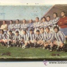 Coleccionismo deportivo: CAJA DE CERILLAS ENTERA // REAL SOCIEDAD DE FUTBOL / ALICIA SAN SEBASTIAN. Lote 29838760