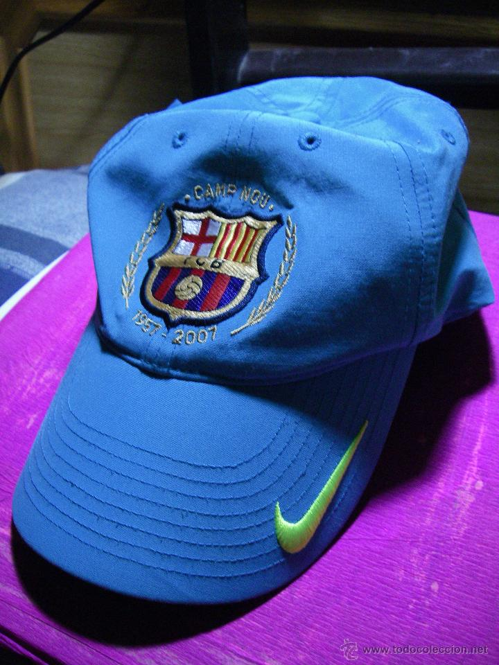 d280e2e51fe Fc barcelona   barça - gorra nike deportiva - e - Sold at Auction ...