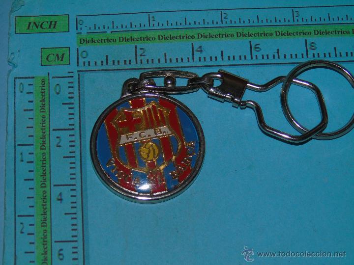 Coleccionismo deportivo: LLAVERO DEPORTES. FÚTBOL. ESTADIO NOU CAMP. FC BARCELONA - Foto 2 - 47842900