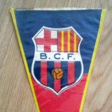 Coleccionismo deportivo: BANDERIN PENNANT F.C. BARCELONA ANTIGUO AÑOS 50. Lote 48328362