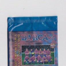 Coleccionismo deportivo: SOBRE VACIO (NO CONTIEN CROMOS) - COLECCION OFICIAL BARÇA 90-96 PANINI. Lote 48561836