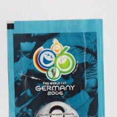 Coleccionismo deportivo: SOBRE VACIO (NO CONTIEN CROMOS) - MUNDIAL ALEMANIA 2006 PANINI. Lote 48561971