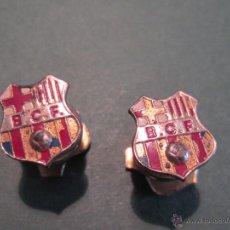 Coleccionismo deportivo: GEMELOS BARCELONA CLUB DE FUTBOL.. Lote 48662887