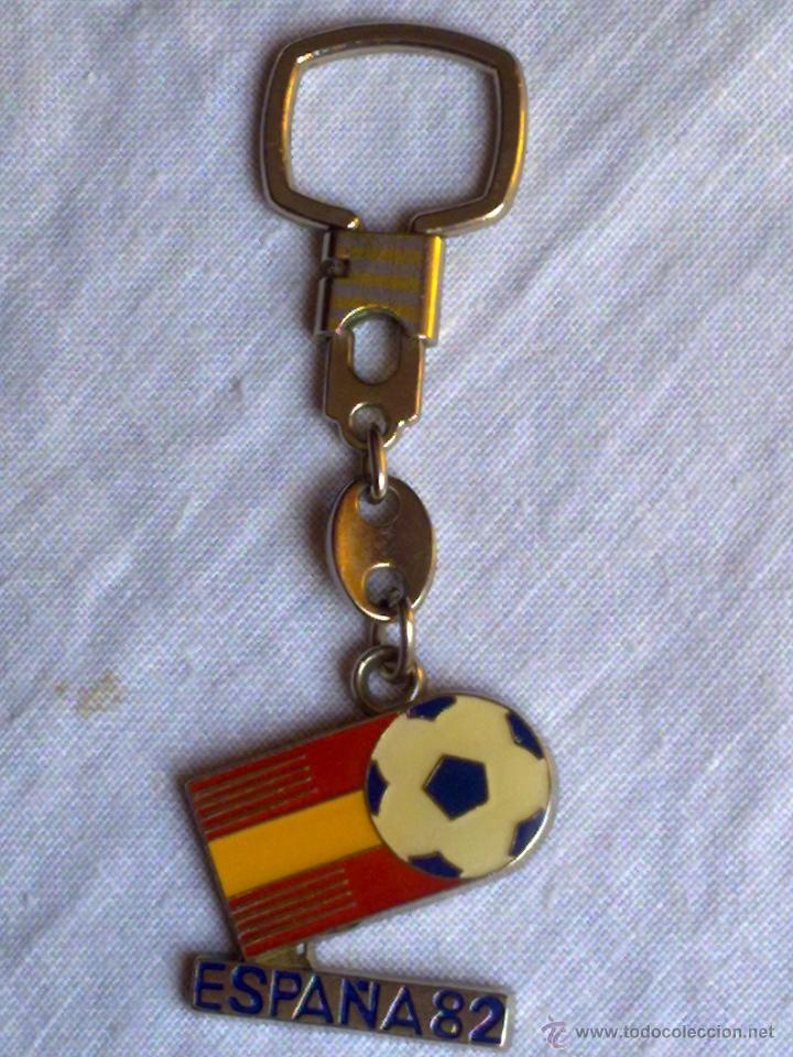 Coleccionismo deportivo: MUNDIAL ESPAÑA 82 LLAVERO R.F.E.F. 1979 VER FOTOS - Foto 2 - 48674124