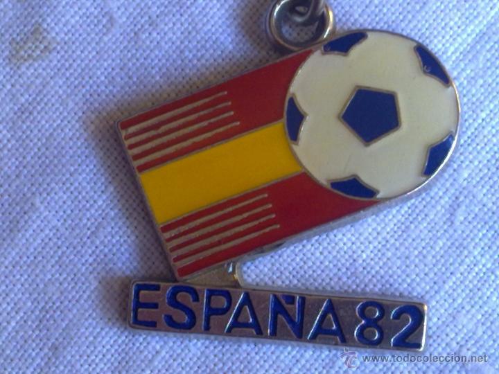 Coleccionismo deportivo: MUNDIAL ESPAÑA 82 LLAVERO R.F.E.F. 1979 VER FOTOS - Foto 4 - 48674124