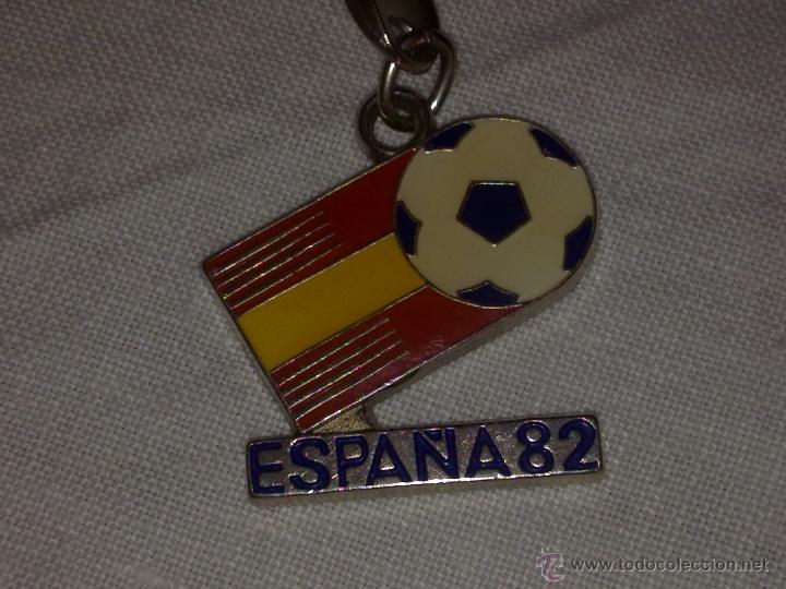 Coleccionismo deportivo: MUNDIAL ESPAÑA 82 LLAVERO R.F.E.F. 1979 VER FOTOS - Foto 7 - 48674124