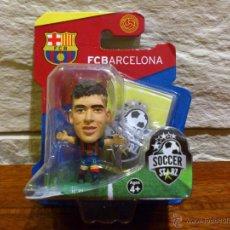 Coleccionismo deportivo: FC BARCELONA - SOCCERSTARZ - NEYMAR JR - FIGURA - FUTBOL - PRECINTADO - BLISTER - NUEVO. Lote 48829855