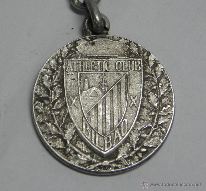 Llavero de plata del athletic club bilbao 2f3955744f280